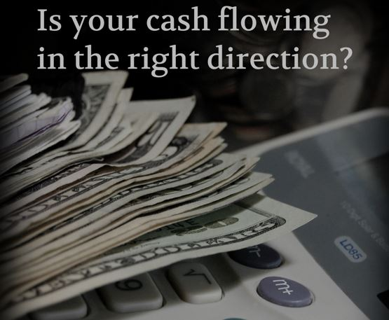 Qinfusion Cashflow